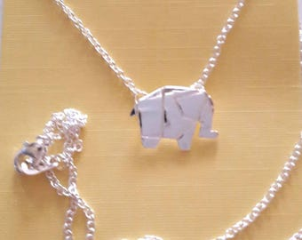 Elephant, lucky, Japan, crew neck collar