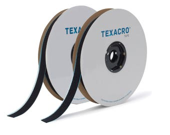 TEXACRO® by Velcro BVBA 20mm x 25 Metre Self Adhesive Stick-on Hook & Loop Roll