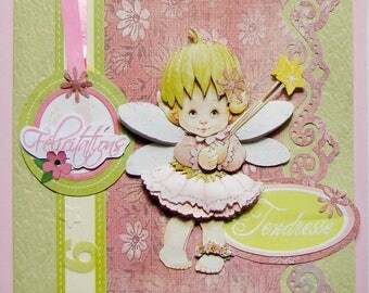 A little tenderness fairy came to focus on your new born!