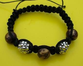 shamballa bracelet gold and silver