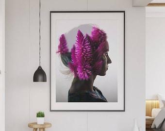 Emma - art print - poster - fine art - A1 - limited edition