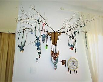 Deer - storage for jewelry.