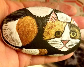 Cat Art - A Kitten For the Palm of Your Hand!