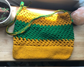 Pineapple Market Bag