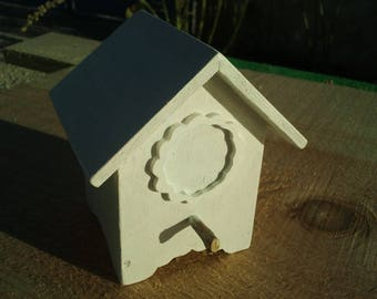 Birdhouse pulls-read to even be customized.