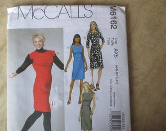 dress pattern size 32 34 36 38 40 MC CALL's S