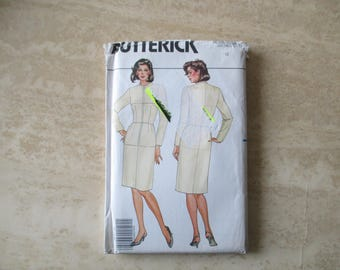 pattern dress size 40 Butterick