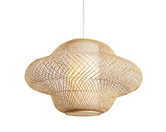 Bamboo Pendant Lamp – Cloud