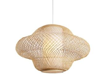 Bamboo Pendant Lamp – Cloud