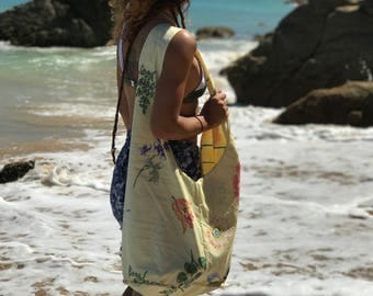Hippie two-sided bag