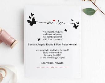 Wedding Invitation Template, Wedding Invitation Printable, Editable Invitation, Kraft, Wedding Invitation, Instant Download, PDF, #HQT012_1