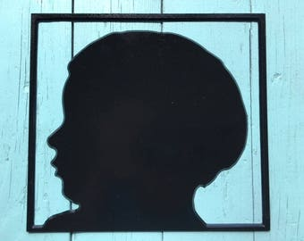 Custom Child Silhouette