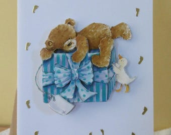 Nice gift for a baby or little boy