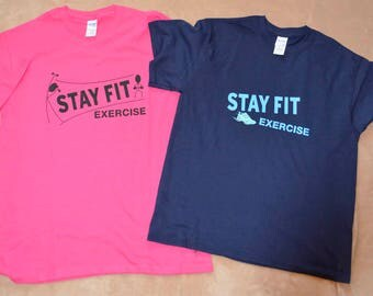 med Exercise Tshirts