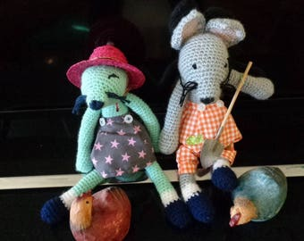 Toy mouse Couple