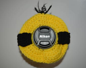 Minion Camera Lens Buddy
