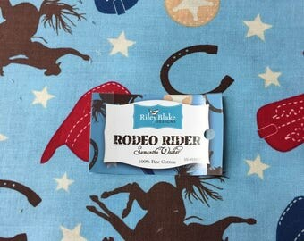 Rodeo Rider layer cake