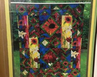 Sanctuary quilt kit