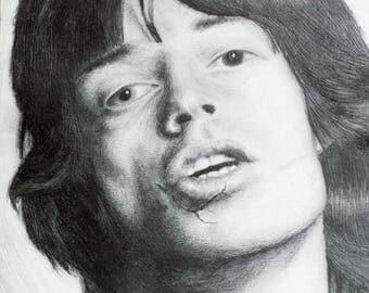 Jim Morrison Print