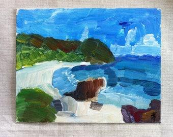 Beach landscape 2