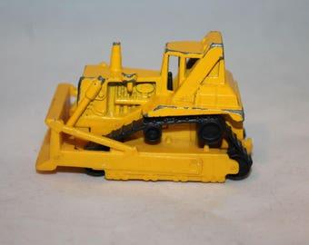 Hot wheels miniature bulldozer 1991