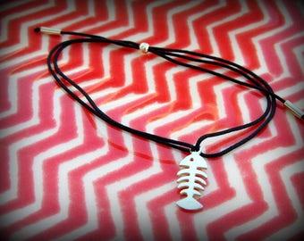 925 sterling silver herringbone bracelet