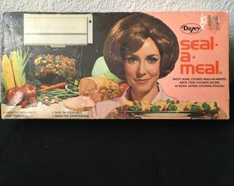 Vintage Seal a Meal