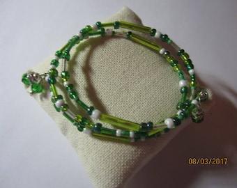 Simple and beautiful wrap bracelet