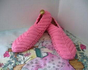 Night slippers Miss Tess Strawberry