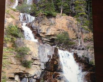 Beautiful Jasper Waterfall #2