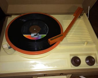 Home Decor DeJay 45 N 33 Record Player Turntable