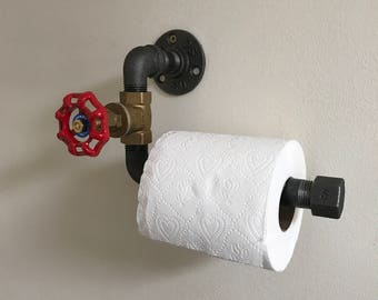 toilette industriel etsy. Black Bedroom Furniture Sets. Home Design Ideas