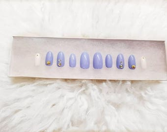 Luxury Handmade artificial nails