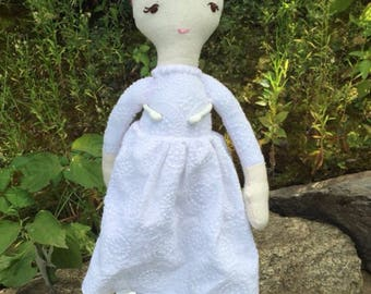 Jane Austen inspired doll.