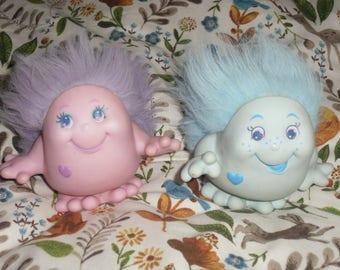 Vintage Retro 1980s Playskool Baby Snugglebums Toy