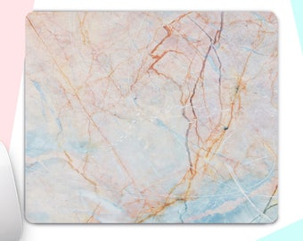Marble Mousepad Marble Mouse Pad Mouse Pad Stone Home Office Modern Office Mousepad Stone Mousepads Home Decor Office Gift Coworker Gift m4