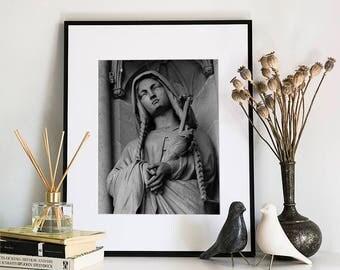 Sainte Genevieve, Photographic Print, 11x14