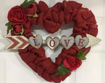 Valentine's Day, 'Cupids Wreath'