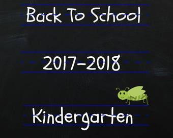 back to school - bug bundle