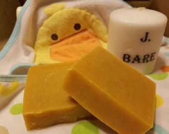 Buttermilk Carrot Soap