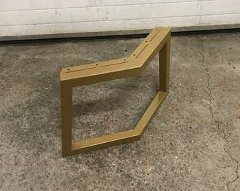 Coffee table legs, Two Legs