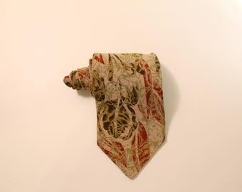Vintage Fendi Silk Tie