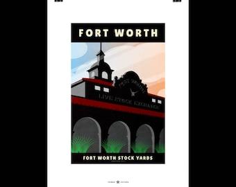 The Historic Stockyards, Fort Worth