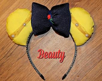 Belle Mickey Ears
