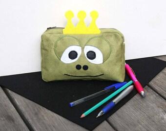 Large Green Frog Kit