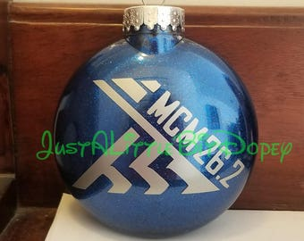2017 MCM Christmas Ornament
