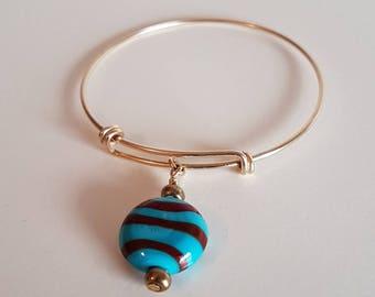 Kazuri bracelet