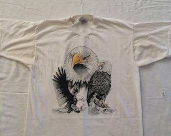 1997 Sturgis Eagle tee