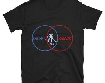 Chaos & Order - Short-Sleeve Unisex T-Shirt