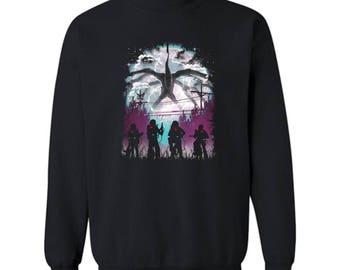 Stranger Things Sweatshirt, Stranger Things Hoodie